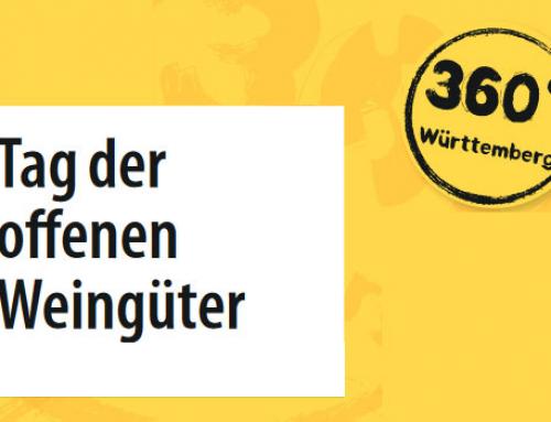 Tag der offenen Weingüter – 360° Württemberg