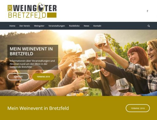 Die Weingüter Bretzfeld e.V.