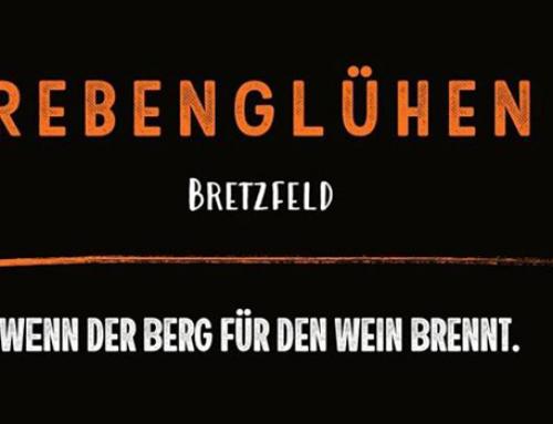 Rebenglühen: das neue Weinfest am Bretzfelder Lindelberg vom 22. bis 24. März 2019